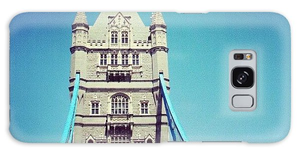 London Galaxy Case - London Bridge, May - 2012 #london by Abdelrahman Alawwad