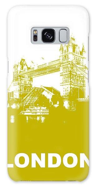 England Galaxy Case - London Bridge Poster by Naxart Studio