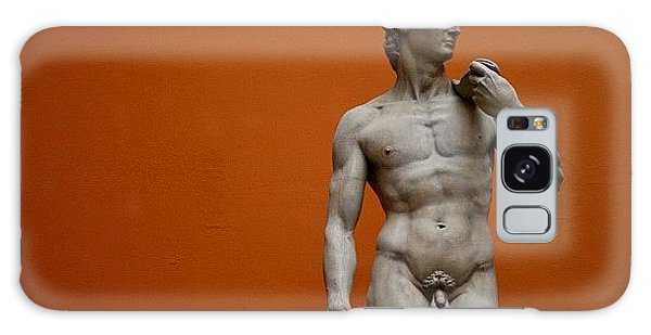 London Galaxy Case - #london #david #michelangelo #sculpture by Ozan Goren