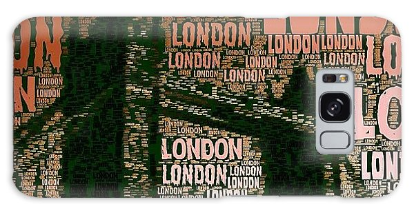 London Galaxy Case - #london Just London by Ozan Goren