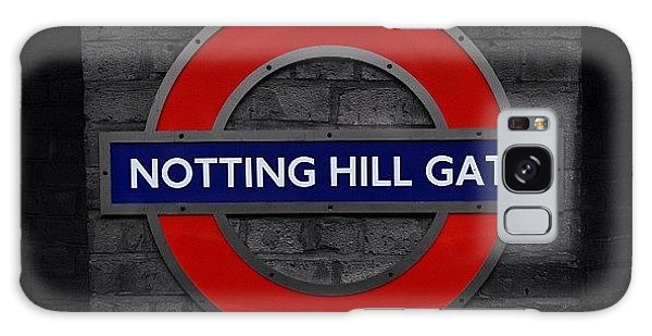 #london #nottinghillgate #underground Galaxy Case
