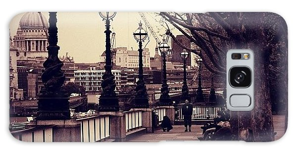 London Galaxy Case - #london #southbank #stpaul by Ozan Goren