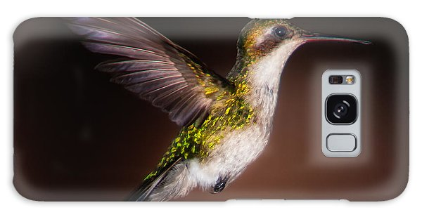Lone Hummingbird Galaxy Case