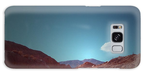 Death Valley Galaxy Case - Lonely Cloud by Naxart Studio