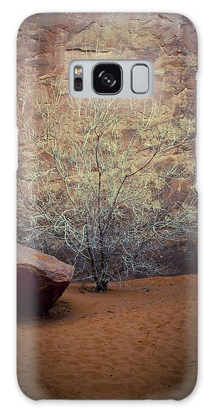 Lonely Tree Galaxy Case