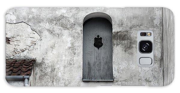 Lonely Window Galaxy Case