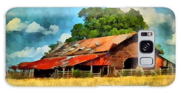 Long Road Barn Galaxy Case by Lynne Jenkins