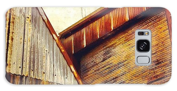 Architecture Galaxy Case - Looking Up by Julie Gebhardt