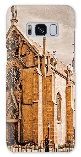 Loretto Chapel Galaxy Case