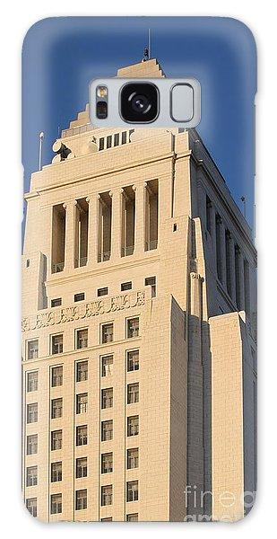 Los Angeles City Hall Galaxy Case