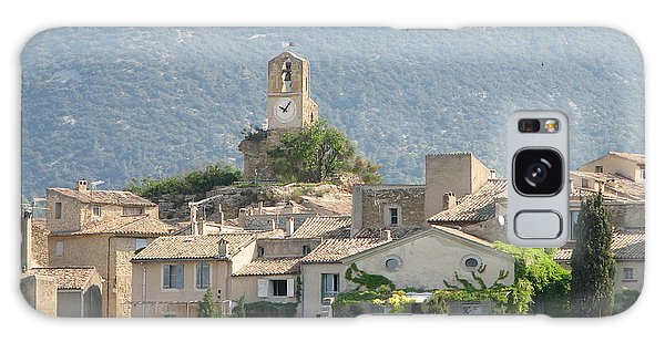 Lourmarin In Provence Galaxy Case by Carla Parris