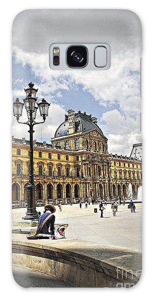 Louvre Museum Galaxy Case