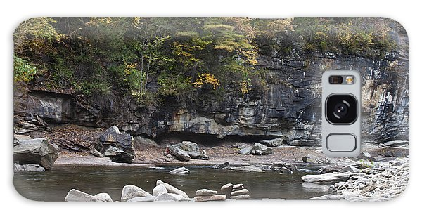 Loyalsock Creek In The Fall Galaxy Case
