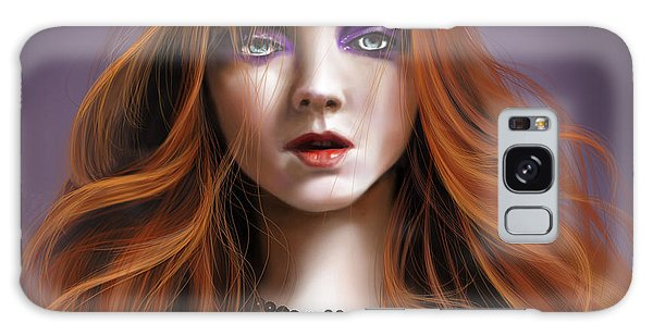 Lucy Westenra Galaxy Case