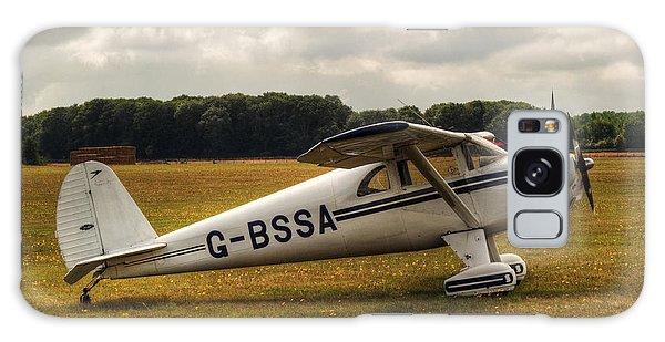 Luscombe 8e Deluxe 2 Seater Plane Galaxy Case