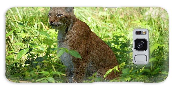 Lynx Galaxy Case by Jouko Lehto