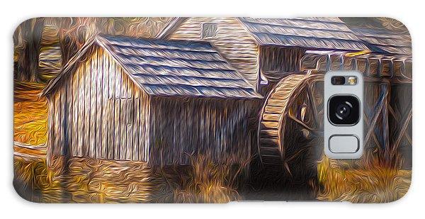 Mabry Mill Galaxy Case