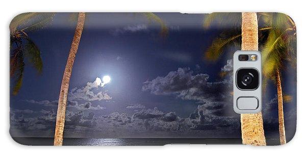 Maceio - Brazil - Ponta Verde Beach Under The Moonlit Galaxy Case