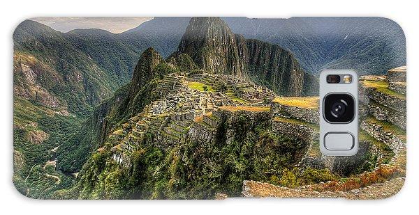 Machu Picchu Galaxy Case