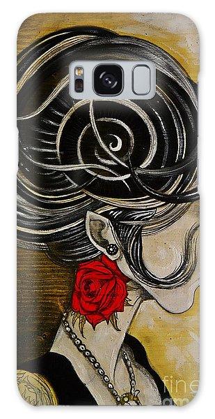 Madame D. Eternal's Dance Galaxy Case by Sandro Ramani