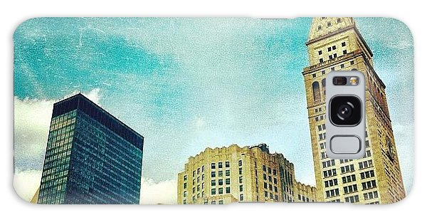 Skylines Galaxy Case - Madison Square Park. #nyc #manhattan by Luke Kingma
