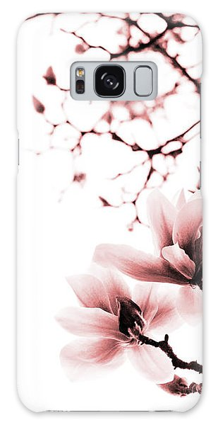 Magnolia - Monochrome Galaxy Case