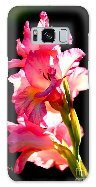 Majestic Gladiolus Galaxy Case