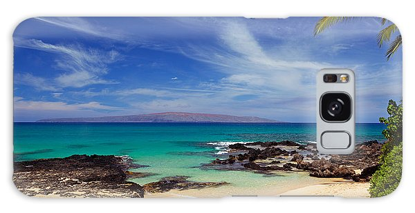 Makena Cove Maui Galaxy Case