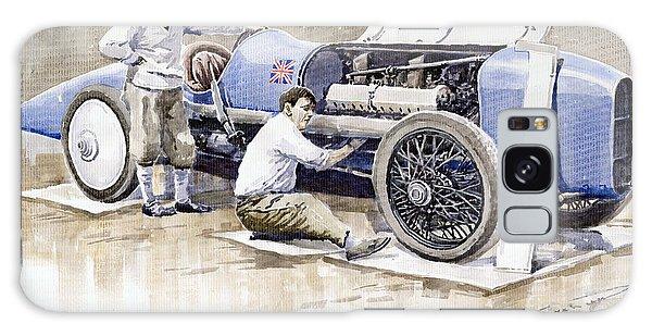 Bluebird Galaxy S8 Case - Malcolm Campbell Sunbeam Bluebird 1924 by Yuriy Shevchuk