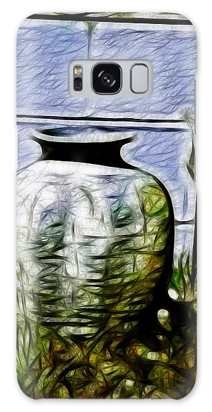 Mamas Old Vase Galaxy Case