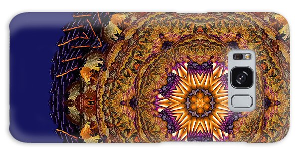 Mandala Of Pure Presence Galaxy Case