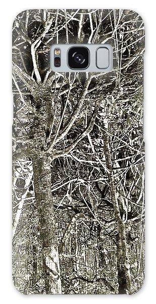 Mangrove Abstract Galaxy Case
