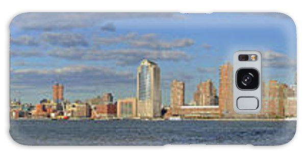 Manhattan - Hudson View Galaxy Case