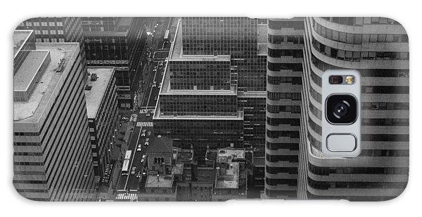 Chrysler Building Galaxy S8 Case - Manhattan by Naxart Studio