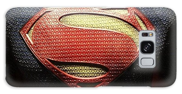 Superhero Galaxy Case - #manofsteel #superman #costume by Mahez Kumar Hasija