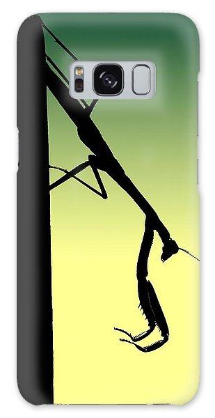 Mantis Galaxy Case by Mark Fuller