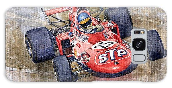 March Galaxy Case - March 711 Ford Ronnie Peterson Gp Italia 1971 by Yuriy Shevchuk