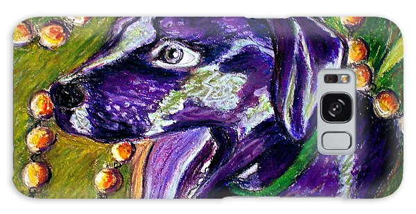 Mardi Dog Galaxy Case