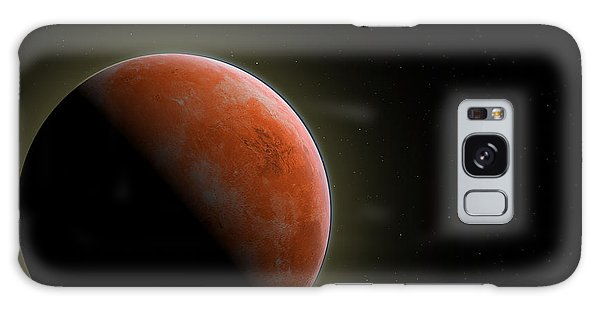 Mars - The Red Planet Galaxy Case by Gordon Engebretson