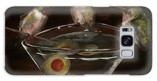 Martini For The Birds Revisited Galaxy Case