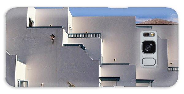 Matagorda Balconies Galaxy Case