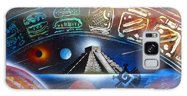 Mayans 2012 Masters Of Time Galaxy Case