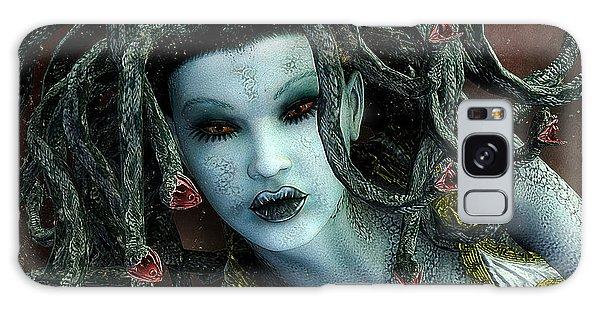 Medusa Galaxy Case