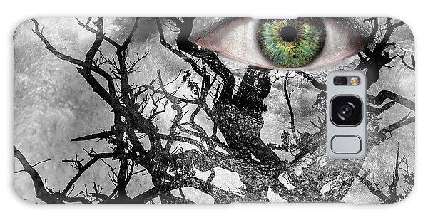 Medusa Tree Galaxy Case