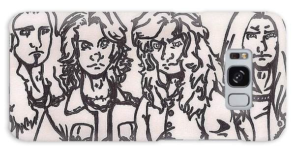 Megadeth Galaxy Case by Jeremiah Colley