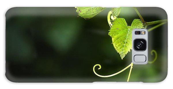 Grape Galaxy Case - Memories Of Green by Evelina Kremsdorf