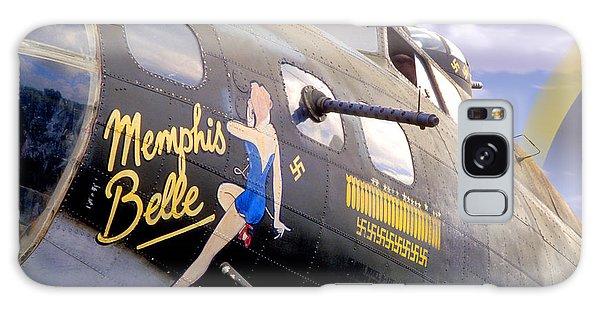 Bomber Galaxy Case - Memphis Belle Noce Art B - 17 by Mike McGlothlen
