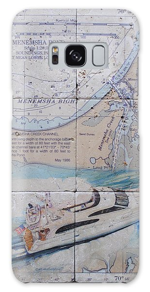 Stone Galaxy Case - Menemsha Bight 6 Tile Set by P Anthony Visco