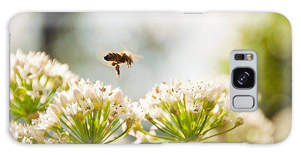 Mid-pollenation Galaxy Case by Cheryl Baxter
