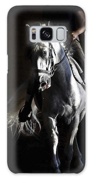 Midnight Ride Galaxy Case by Wes and Dotty Weber